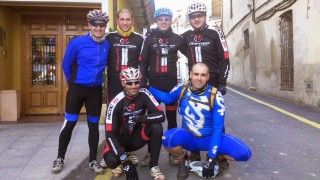 L'ultima de l'any 2014.  ontinyent - agres 28/12/14