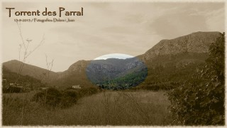Torrent des Parral 13-9-2015