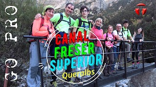 Canal del FRESER superior (GoPro)