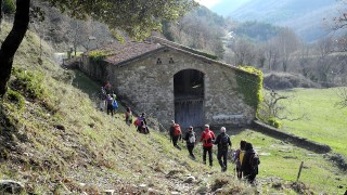 GR1: Can Repunxó - Oix