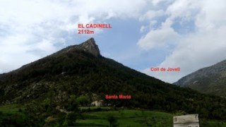 PIC  EL CADINELL 2112m.
